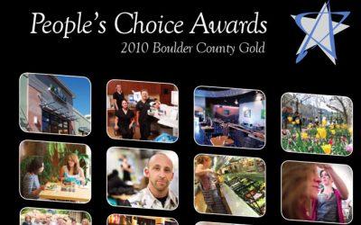 2010 Boulder County Gold