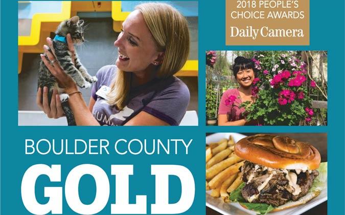 2018 Boulder County Gold