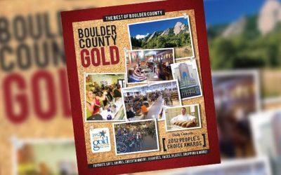 2012 Boulder County Gold