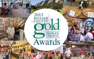 2013 Boulder County Gold