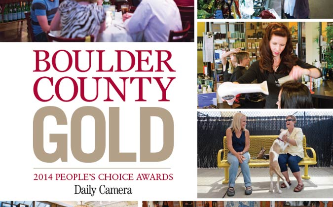 2014 Boulder County Gold