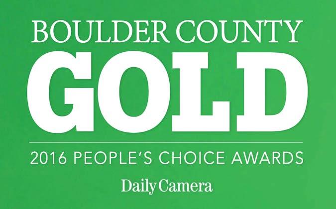 2016 Boulder County Gold