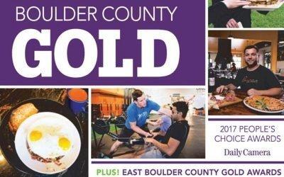 2017 Boulder County Gold