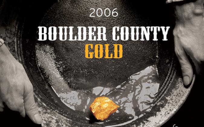 2006 Boulder County Gold