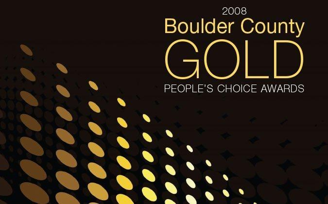 2008 Boulder County Gold