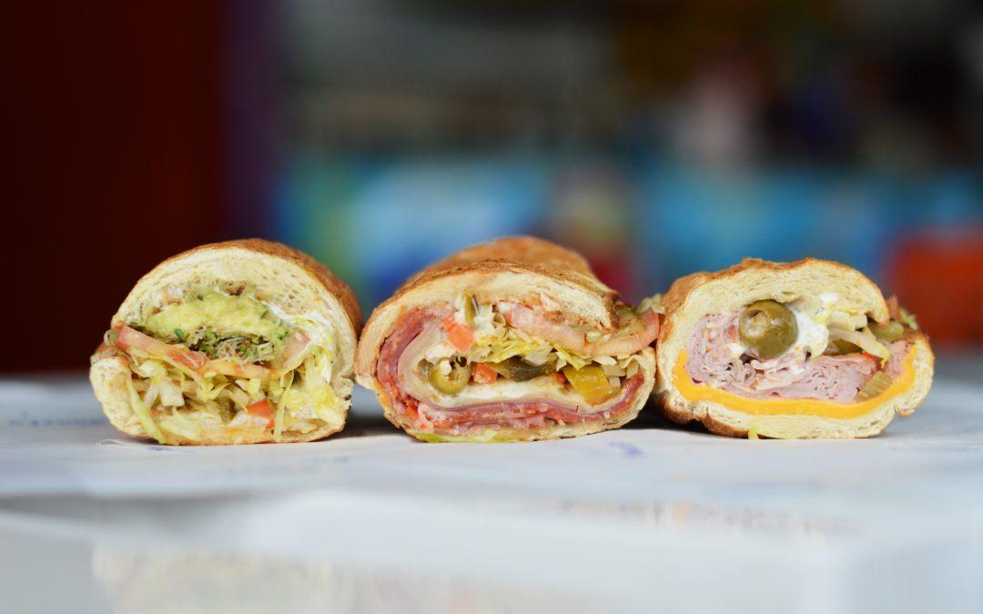 Best Sandwich : Snarf's Sandwiches
