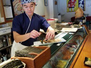 2019 Best Sushi, Sushi Zanmai