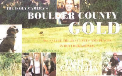 1999 Boulder County Gold