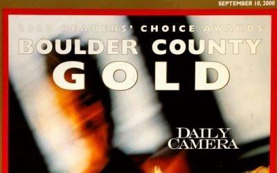 2000 Boulder County Gold