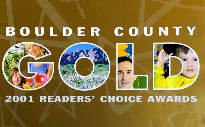 2001 Boulder County Gold