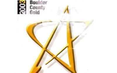 2003 Boulder County Gold