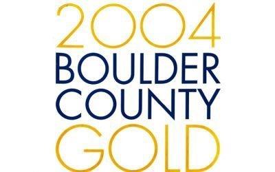 2004 Boulder County Gold