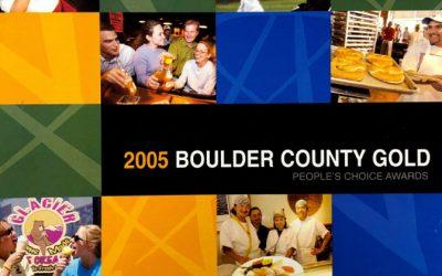 2005 Boulder County Gold