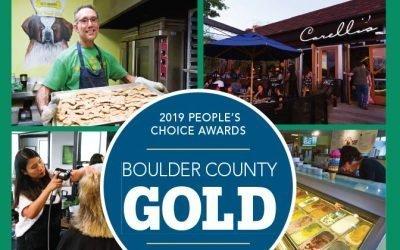 2019 Boulder County Gold