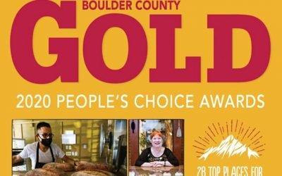 2020 Boulder County Gold
