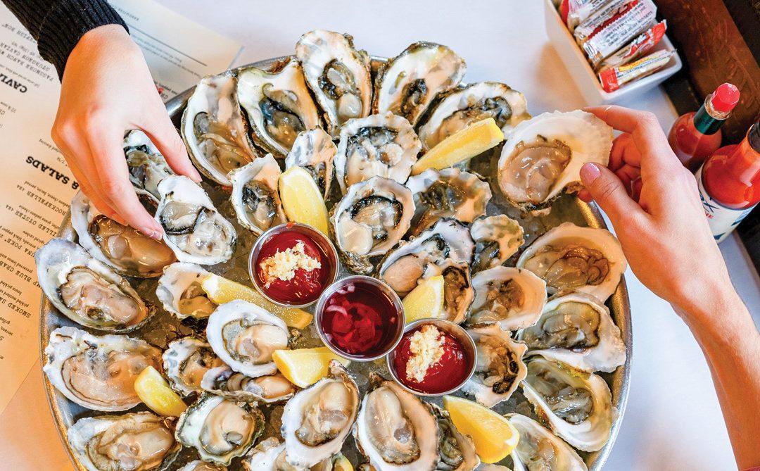 Best Seafood : Jax Fish House & Oyster Bar