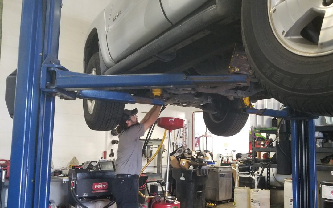 Best Auto Repair Shop/Service Department AND Best Oil Change : Pellman's Automotive