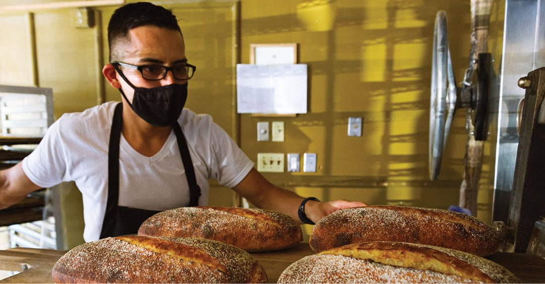 Best Bakery AND Best Lunch AND Best Customer Service: Breadworks Bakery & Cafe