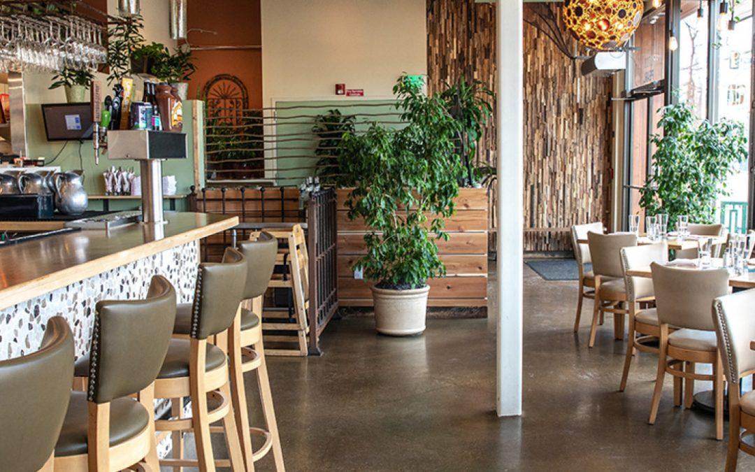 Best Vegetarian AND Best Natural Ingredients : Leaf Vegetarian Restaurant